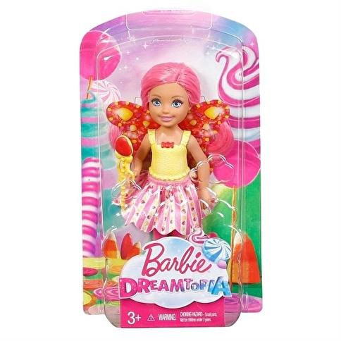Barbie Barbie Chelsea Peri Bebekleri Renkli
